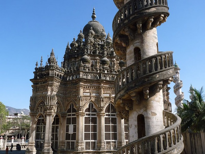 древний Джунагадх - Junagadh (Gujarat). 40195