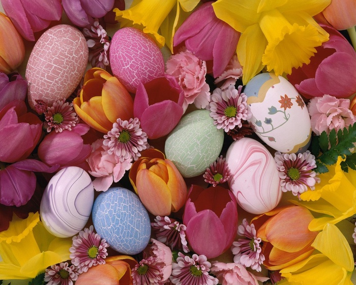 Пасха colorful-easter-eggs-1280x1024 (700x560, 178Kb)