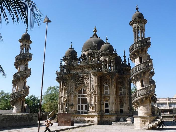 древний Джунагадх - Junagadh (Gujarat). 39853