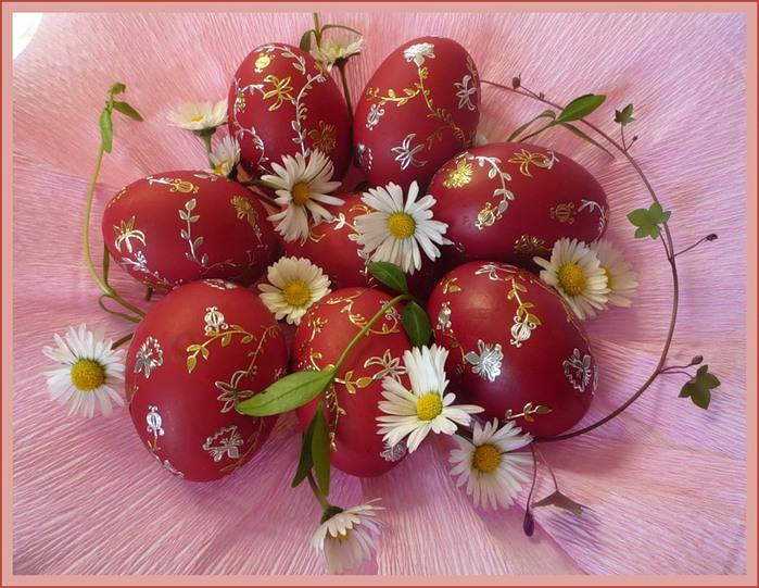 пасха_красные яйца (699x541, 134Kb)