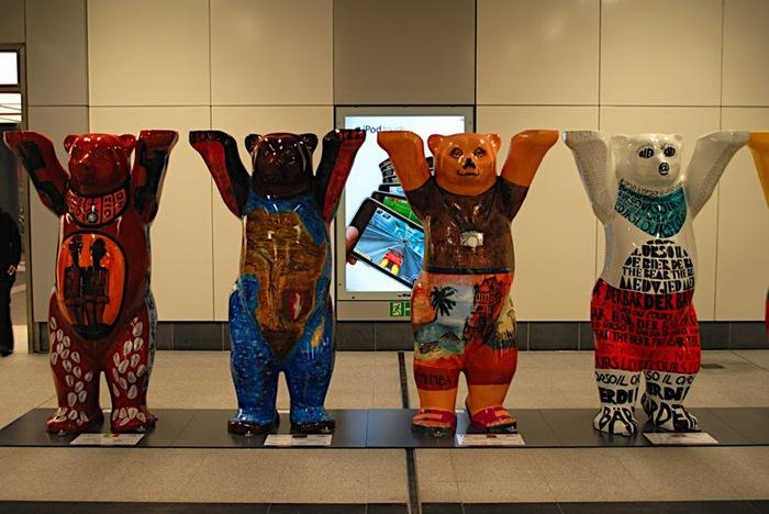Выставка медведей в Берлине-2010 99016