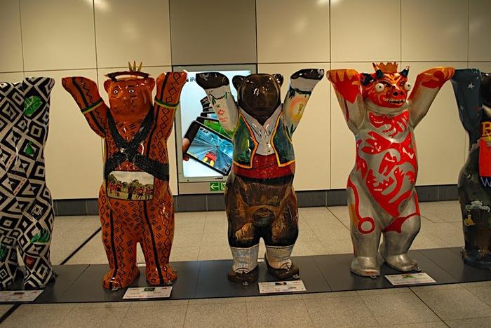 Выставка медведей в Берлине-2010 55867