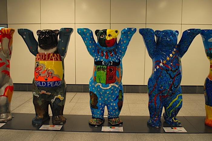 Выставка медведей в Берлине-2010 77260