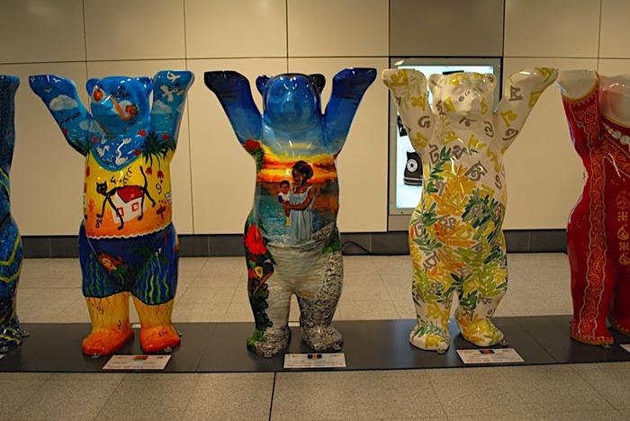 Выставка медведей в Берлине-2010 68288