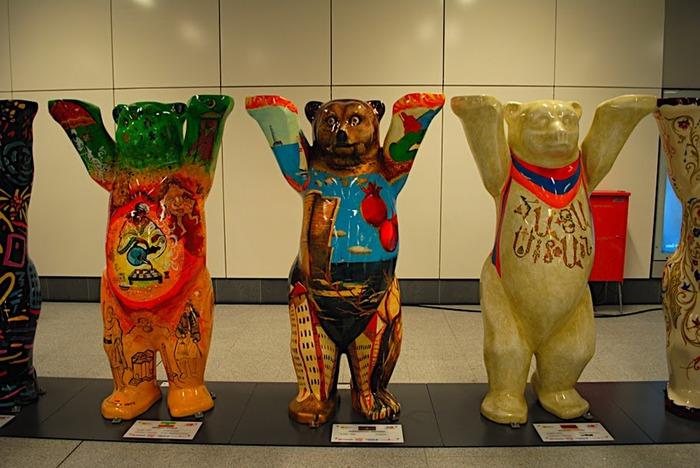 Выставка медведей в Берлине-2010 11166