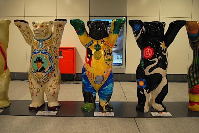 Выставка медведей в Берлине-2010 65538