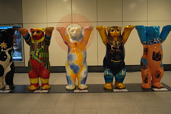 Выставка медведей в Берлине-2010 87155