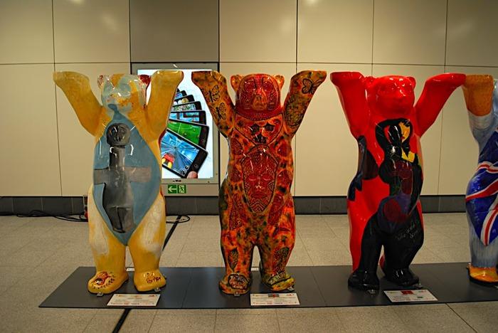 Выставка медведей в Берлине-2010 24799