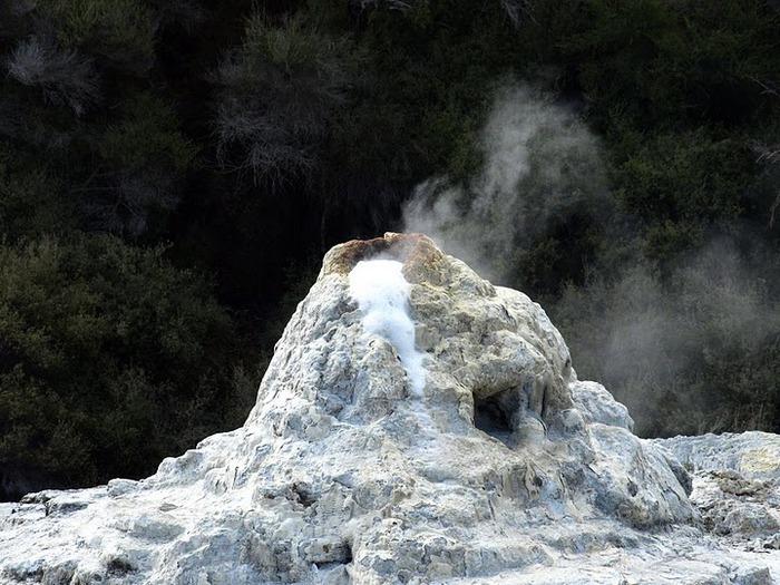 """Священные Воды, или """"Wai-O-Tapu"""" в Новой Зеландии. 15587"""