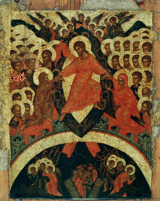 Сошествие во ад. XVI в. (554x700, 306Kb)