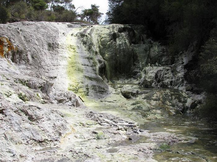 """Священные Воды, или """"Wai-O-Tapu"""" в Новой Зеландии. 52003"""