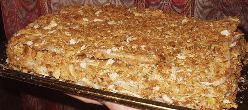 Торт наполеон калорийность торты на