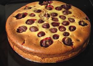 пирог с вишней (300x214, 25Kb)