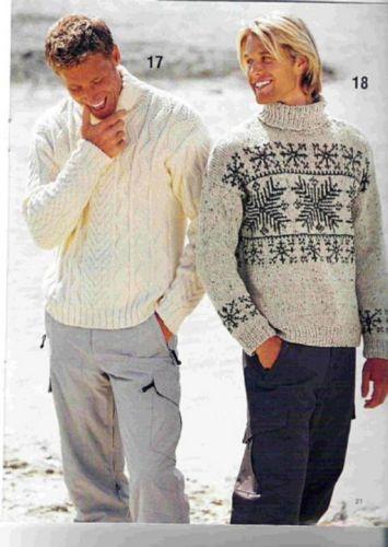 Tags. подборка вязаных мужских свитеров, просто картинки, без описаний...