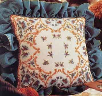 Morning Glory Pillow (358x337, 20Kb)