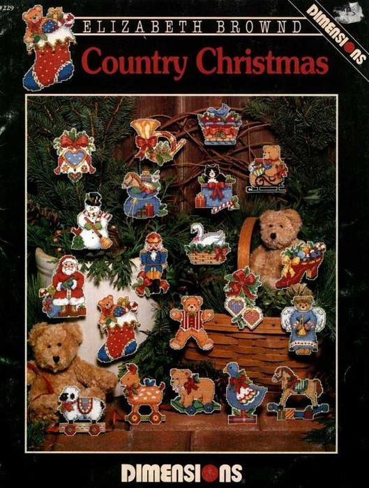 Dimensions 00229 - Country christmas (529x700, 87Kb)