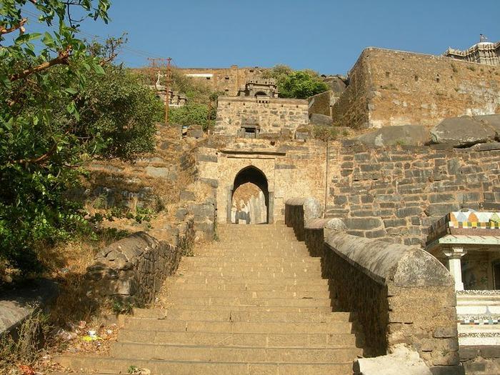 древний Джунагадх - Junagadh (Gujarat). 16895