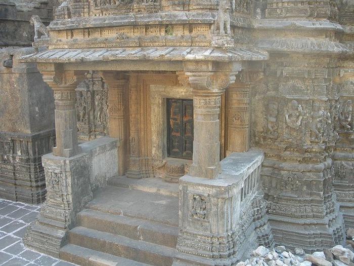 древний Джунагадх - Junagadh (Gujarat). 96677