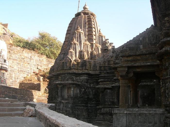 древний Джунагадх - Junagadh (Gujarat). 45418