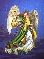 Dimensions 00269 Angel of Dreams (150x200, 20Kb)