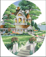 Dimensions 03874 Lovely Victorian home (161x200, 21Kb)