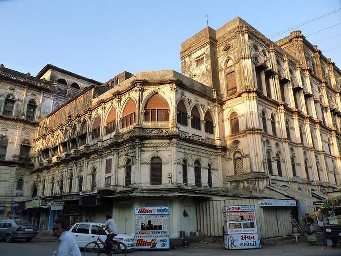 древний Джунагадх - Junagadh (Gujarat). 76978
