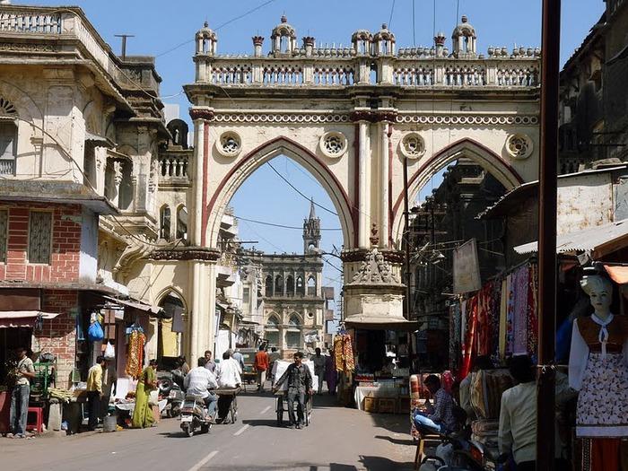 древний Джунагадх - Junagadh (Gujarat). 81583