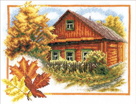ПС-314 «Осень в деревне» (450x342, 104Kb)