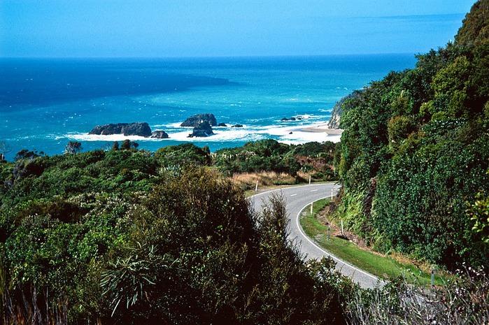 На Новой Зеландии 78101