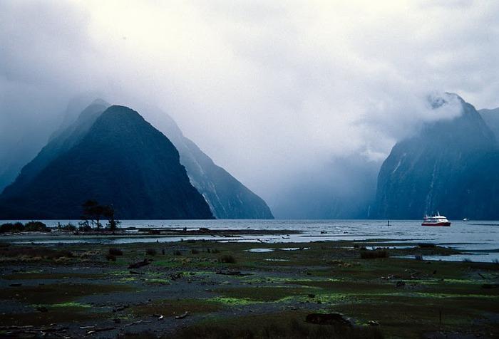На Новой Зеландии 10727