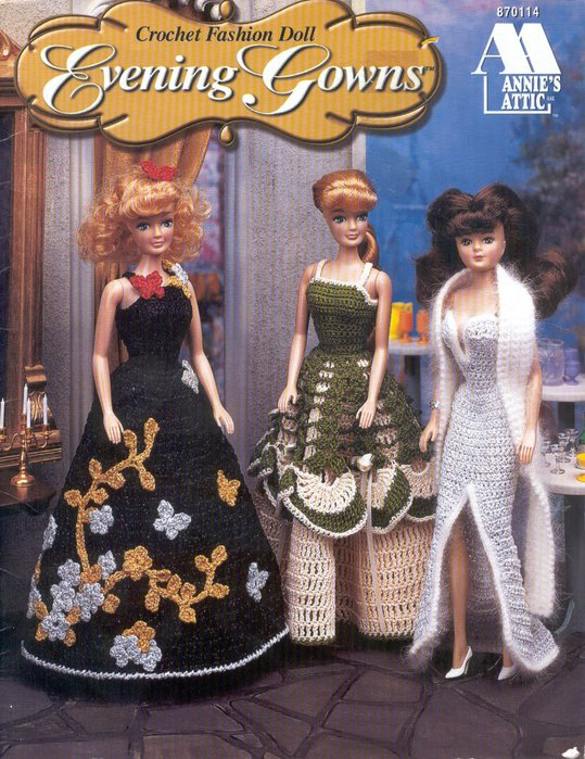 Crochet FD Evening Gowns FC (539x700, 116Kb)