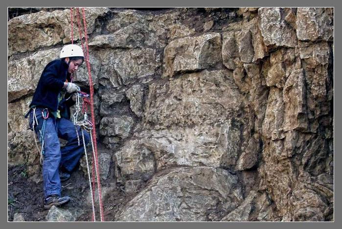 Тренировка на скалах в Васильевских каменоломнях под Тучково/3673959_11 (700x468, 86Kb)