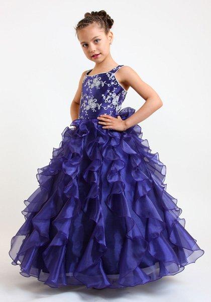 платья девочек 7