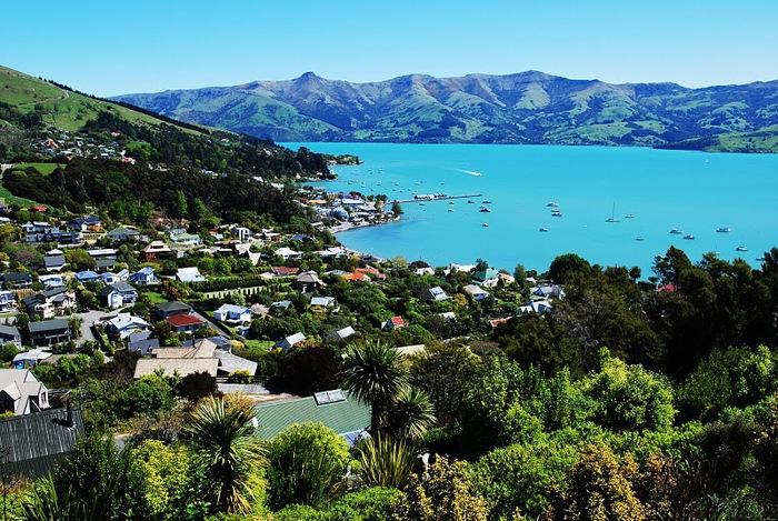 На Новой Зеландии 30176