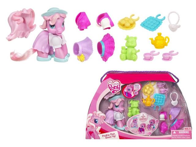Маленькие пони нравятся всем девочкам.  Представленный комплект от...