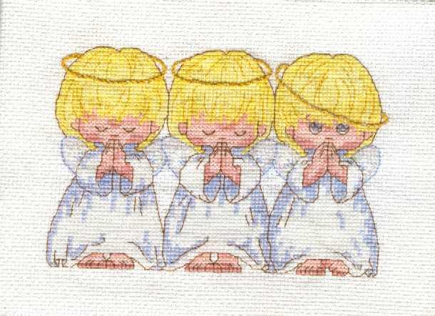 Три ангелочка (610x443, 43Kb)