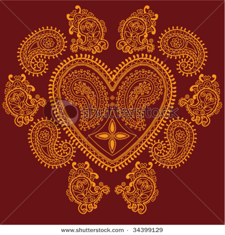 stock-vector-paisley-heart-design-34399129 (450x470, 136Kb)