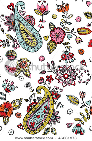 stock-vector-pretty-paisley-seamless-pattern-46681873 (306x470, 114Kb)