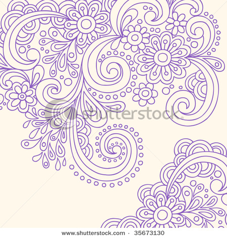stock-vector-hand-drawn-doodle-abstract-henna-paisley-vector-35673130 (450x470, 156Kb)