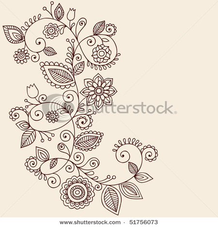 stock-vector-hand-drawn-abstract-henna-mehndi-vines-and-flowers-paisley-style-doodle-vector-illustration-design-51756073 (450x470, 76Kb)