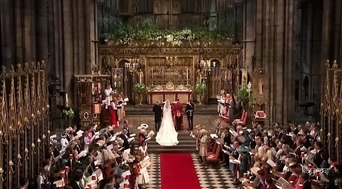 Royal Wedding - Kate Middleton and Prince William 20