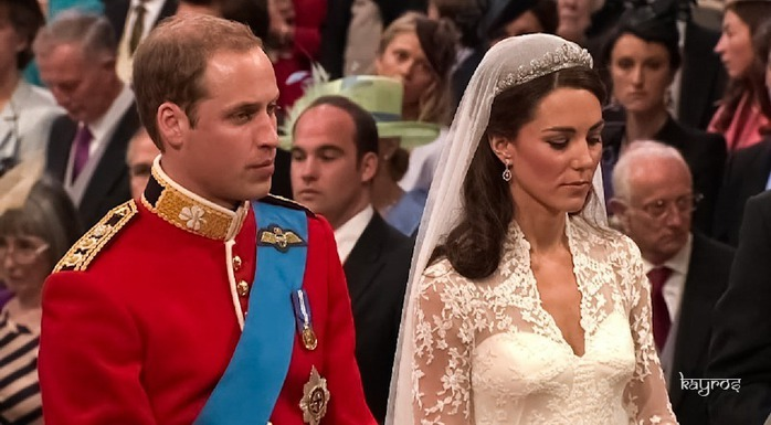 Royal Wedding - Kate Middleton and Prince William 22