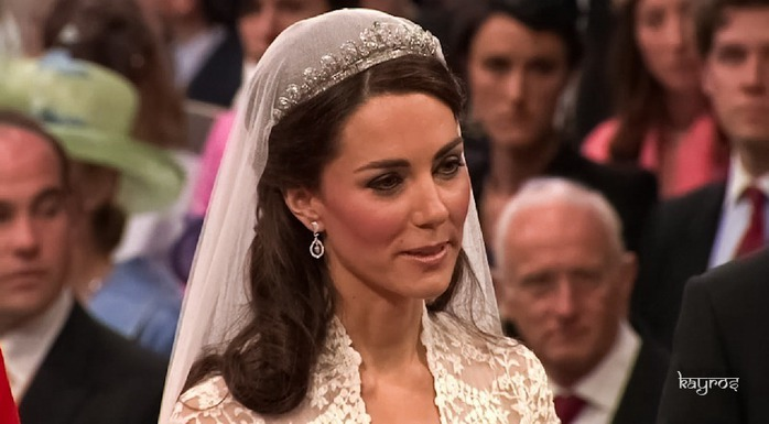 Royal Wedding - Kate Middleton and Prince William 24