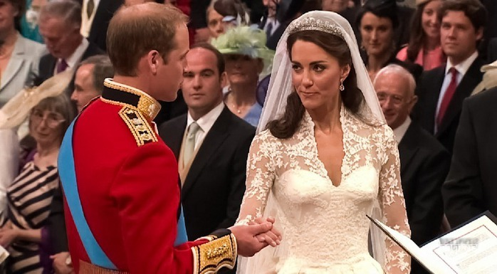 Royal Wedding - Kate Middleton and Prince William 25