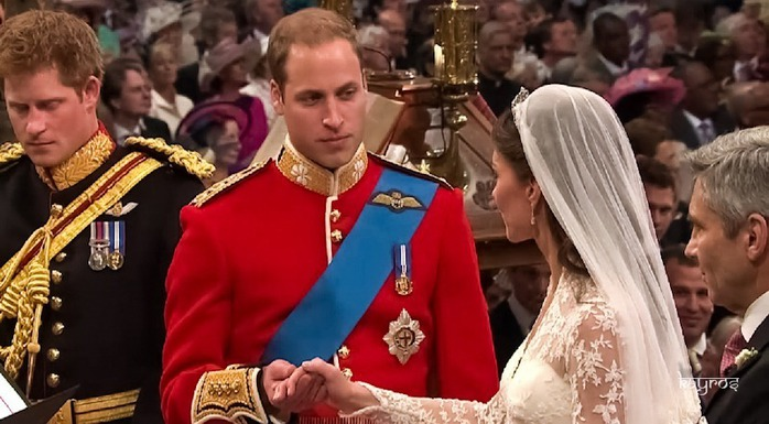 Royal Wedding - Kate Middleton and Prince William 26