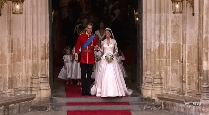 Royal Wedding - Kate Middleton and Prince William 39