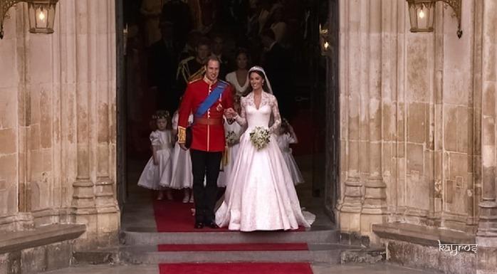Royal Wedding - Kate Middleton and Prince William 39