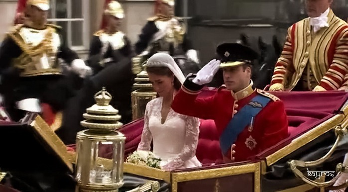 Royal Wedding - Kate Middleton and Prince William 44