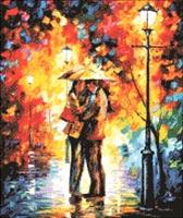 KISS UNDER THE RAIN (168x200, 25Kb)
