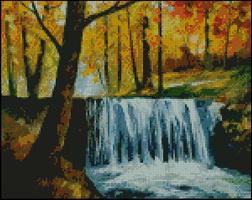 WATERFALL (252x200, 31Kb)